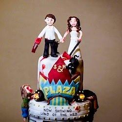 Cakes - Misfit Wedding