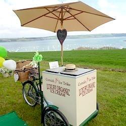 The Cornish Ice Trike