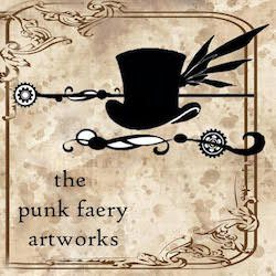 The Punk Faery Artworks