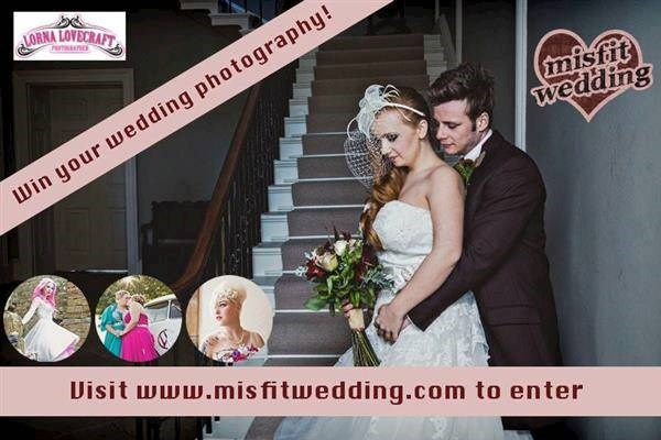 Wedding photography competition details