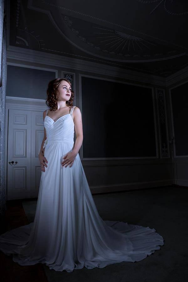 Elite Bridal wedding dress