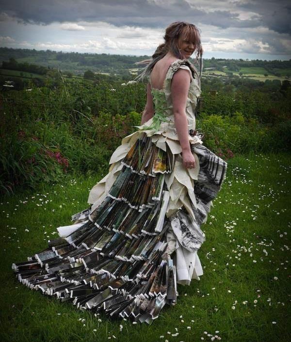 Oshun Creations - Fairytale Book Dress