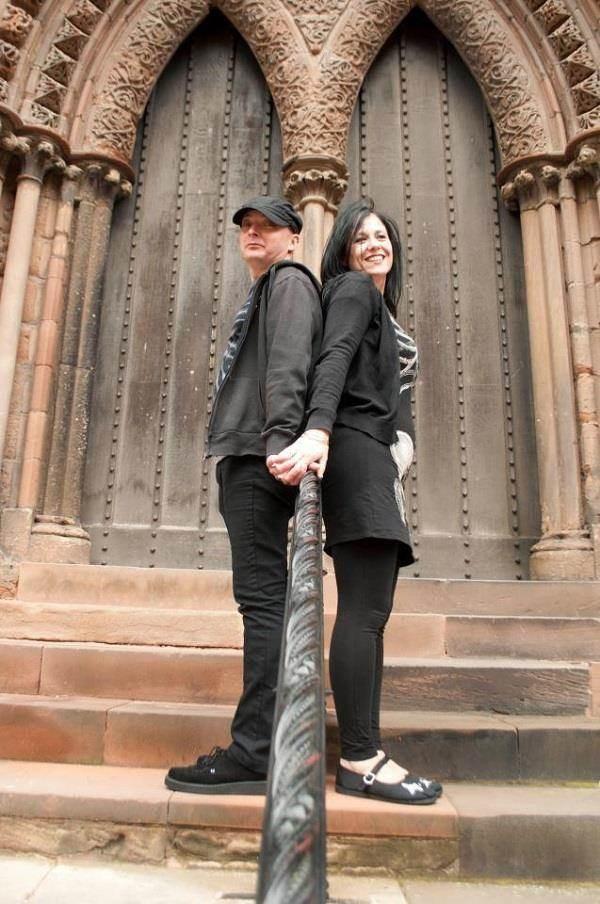 Goth soulmates