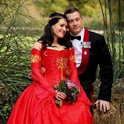 Is Wearing A Red Wedding Dress A Good Idea?