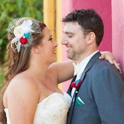 Katie and Dan's Carnival Wedding
