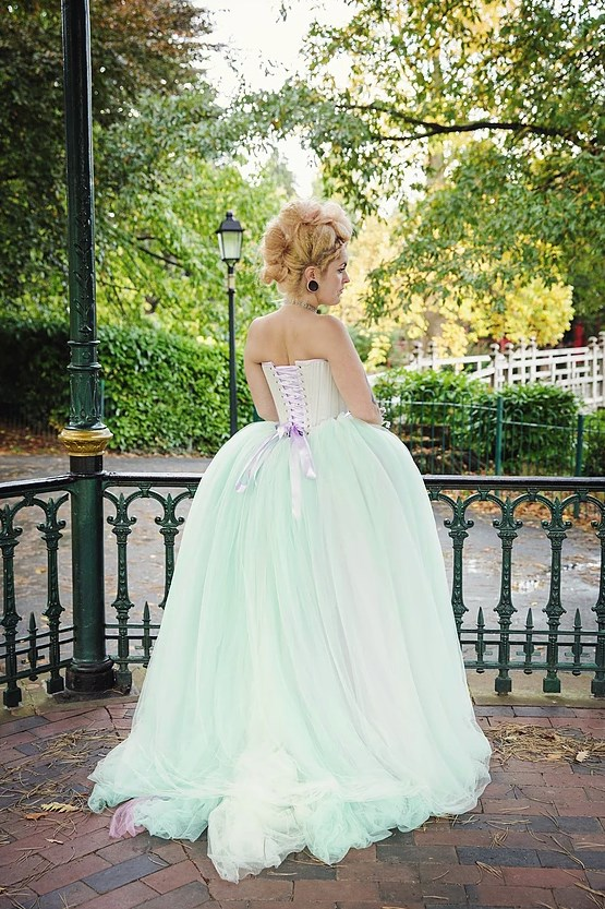Alissia Couture wedding dress