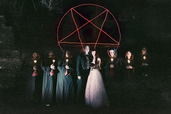 Satanic wedding ceremony | Misfit Wedding