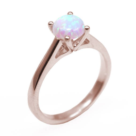 Unicorn tear ring from Jewellery 4 Less | Misfit Wedding