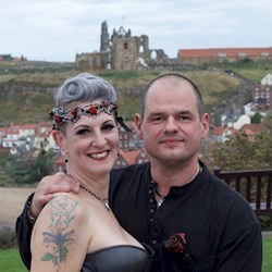 A Gothtastic Whitby Wedding
