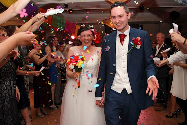 Nic and Craig\'s Day of the Dead Wedding | Misfit Wedding