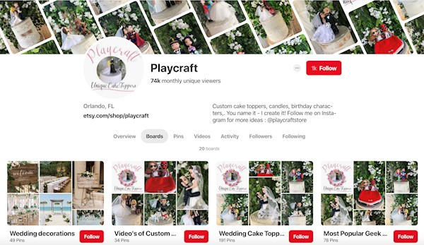 Playcraft on Pinterest