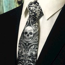 Ed's Neckties | Misfit of the Month August 2019